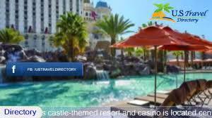 Las Vegas Mccarran Airport Map by Excalibur Las Vegas Hotels Nevada Youtube