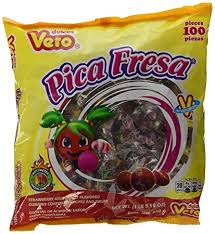 where to find mexican candy vero pica fresa chili strawberry flavor gummy mexican