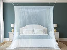 amazon com 1 mosquito net by naturo for double bed canopy