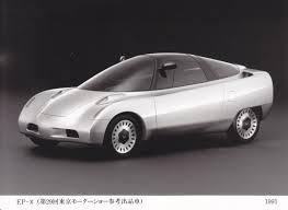 honda micro commuter concept car 1991 honda ep x concepts