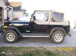 1991 jeep wrangler 1991 jeep wrangler 4 0 high output id 12077