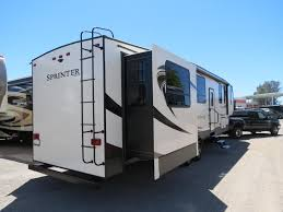 Sprinter Fifth Wheel Floor Plans by 2018 Keystone Sprinter 353fwden Fifth Wheel Tucson Az Freedom Rv Az