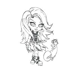 monster high coloring pages baby abbey bominable baby monster high coloring pages coloring pages babies monster high