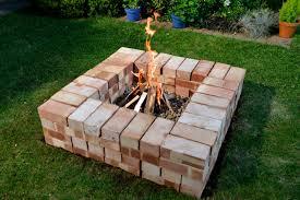 Garden Firepit Build A Bbq Pit Raised Garden Bed In An Hour