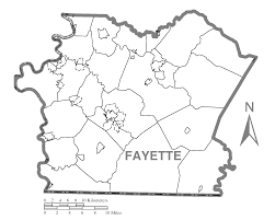 fayette county maps file map of fayette county pennsylvania no text png wikimedia