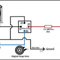 wiring diagram for air horn relay page 4 yondo tech