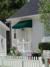 Fabric Door Awnings Fabric Door Canopy Retractable Awning Dealers Nuimage Awnings