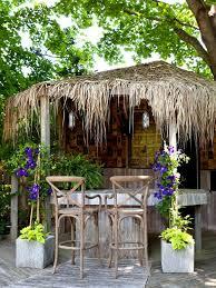 Cheap Tiki Huts For Sale Backyard Tiki Bar Houzz