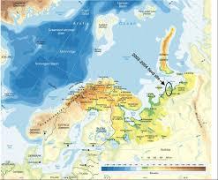 Barents Sea Map Department Of Geography Cambridge Balance
