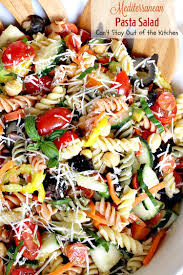 mediterranean pasta salad can u0027t stay out of the kitchen