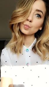 zoella s hairstyles amp hair colors steal her style