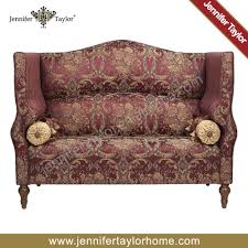 High Back Settee With Arms High Back Loveseat High Back Loveseat Suppliers And Manufacturers