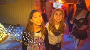 universal halloween horror nights 2017 dates halloween horror nights 2016 at universal studios hollywood youtube