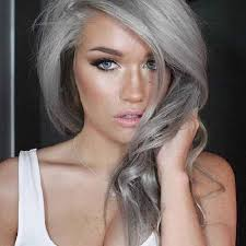 salt and pepper hair colour simple ways of color for gray hair