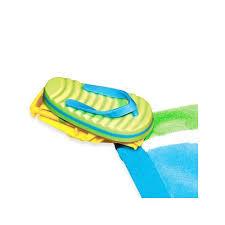 flip flop towel set of 4 flip flop outdoor summer towel with lawn