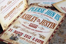 western wedding invitations wonderful western wedding invitations vintage western wedding
