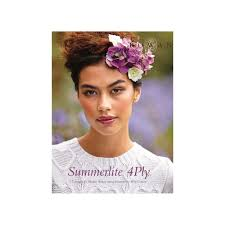 rowan summerlite 4 ply pattern book closs u0026 hamblin