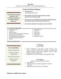 Sample Resume For Experienced Software Tester by Resume Sorority Resume Example Software Test Engineer Cover
