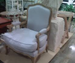 top hg french chair bleached wood furniture at home goods store