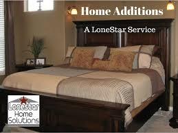 lonestar service spotlight home additions
