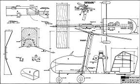 free rc plans r c gyrocopter plans aerofred download free model airplane plans