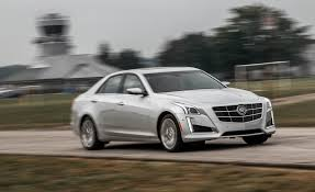 2015 cadillac cts sedan updated with new crest features u2013 news