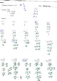 Rational Expression Worksheet Unit 4 Logarithms Mr Roos Hempstead High Math