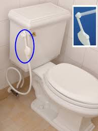 Luxe Bidet Mb110 Fresh Water Spray An Easier Sponge Bath For The Person With Alzheimer U0027s Dementia