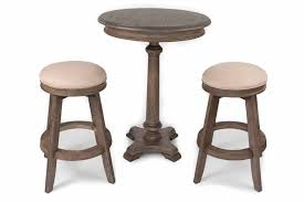 Oak Bar Table Game Room Pub Tables And Chairs Sets