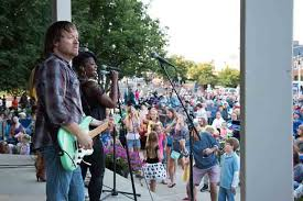 The Flying Toasters Band Carmel Summer Family Concert Series At The Gazebo Kicks Off With