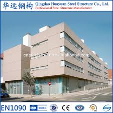 china supplier prefabricated steel structure buildings hotel for