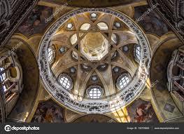 cupola di san lorenzo torino hdr san lorenzo chiesa torino â foto editoriale stock â scrisman