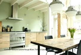 peindre la cuisine couleur peinture salon with peinture de cuisine idee deco et