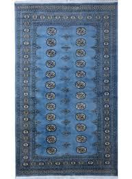 Bokhara Oriental Rugs Blue Oriental Bokhara Rug 4 U0027 11