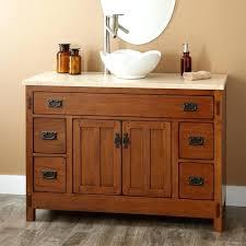 bathroom cabinets for vessel sinks vessel sink vanity bathroom