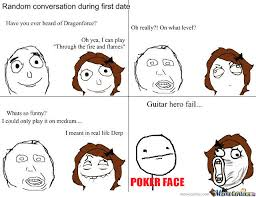 First Date Meme - first date fails wedding ideas