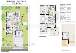east meadows floor plan 5265 sq ft 3 bhk floor plan image splendid aparna palm meadows