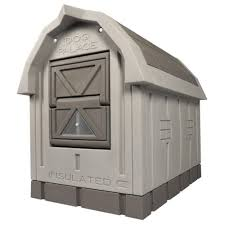 Igloo Dog House Parts Asl Solutions Deluxe Large Insulated Dog House Palace With Floor