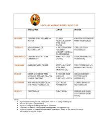 low carb nigerian meal plan afrolems nigerian food blog