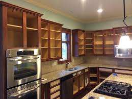 Price Of A New Kitchen Kitchen Remodel Cabinetry Drawers Maple Finish Painted Cream