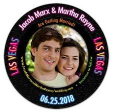 Cheap Save The Date Magnets Save The Date Las Vegas Magnets Magnetqueen