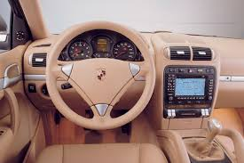 porsche suv interior 2017 model guide first generation cayenne u2014 2003 2010 porsche club