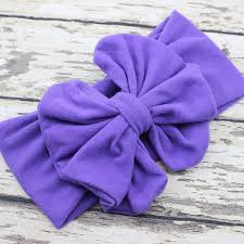 top knot headband aliexpress buy bow stretch wrap top knot headband