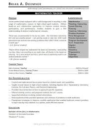 perfect teacher resume unforgettable teacher resume examples to