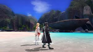 sword art online sword art online re hollow fragment on ps4 official playstation