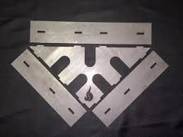 tab and slot welding table bangshift com these welding squares are guaranteed to help you take