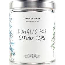 juniper ridge tea douglas fir spring tip sportique