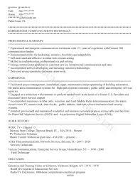 Verizon Resume Plain Text Resume Template New Format For Resume Plain Text