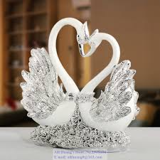 a80 heart swan swan wedding gift ideas wedding gift