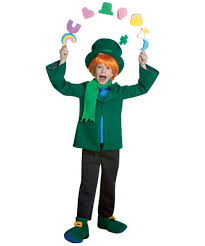 kids lucky charms leprechaun irish costume leprechaun costumes
